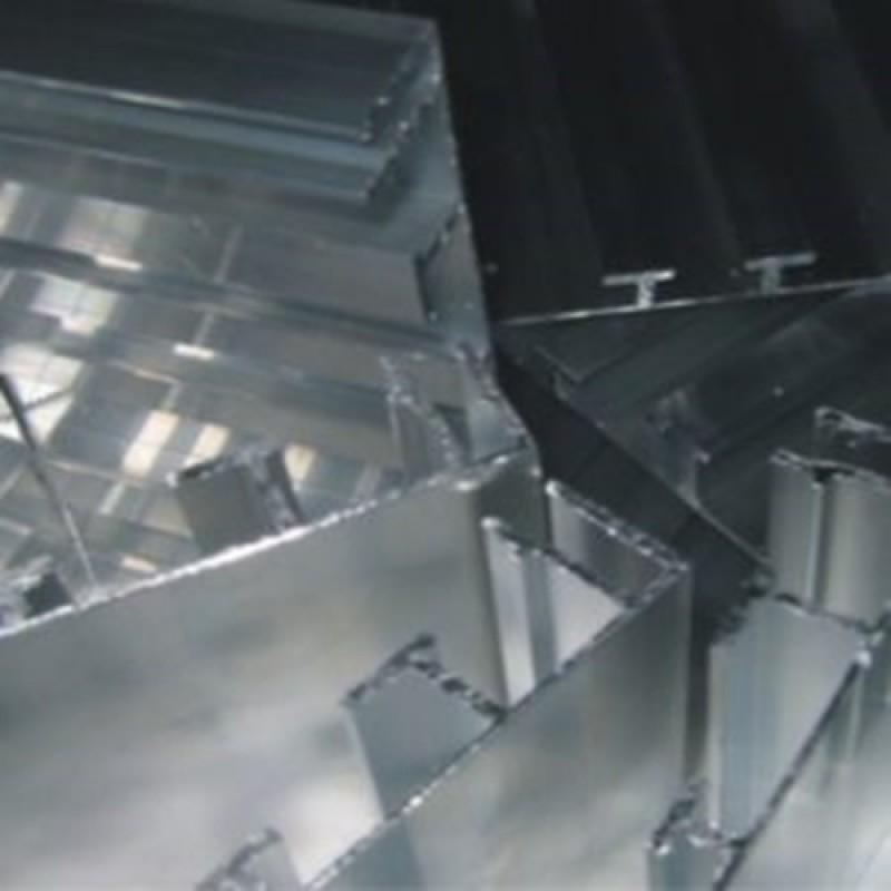 Aluminum Profiles For Illuminated Boxes