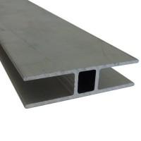 Aluminum H profile
