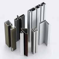 Non-standard aluminum profiles