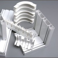 Pvc Profiles For Illuminated Boxes