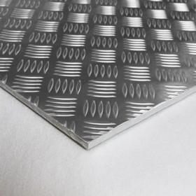 Aluminum Sheet Metal Riffel