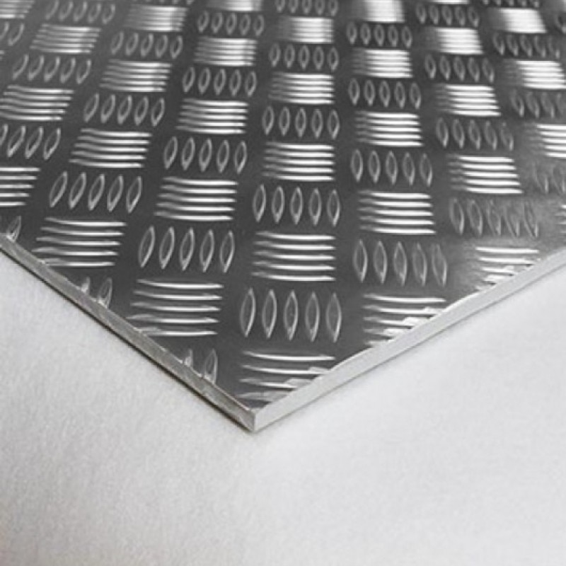 Aluminum Sheet Metal Riffel
