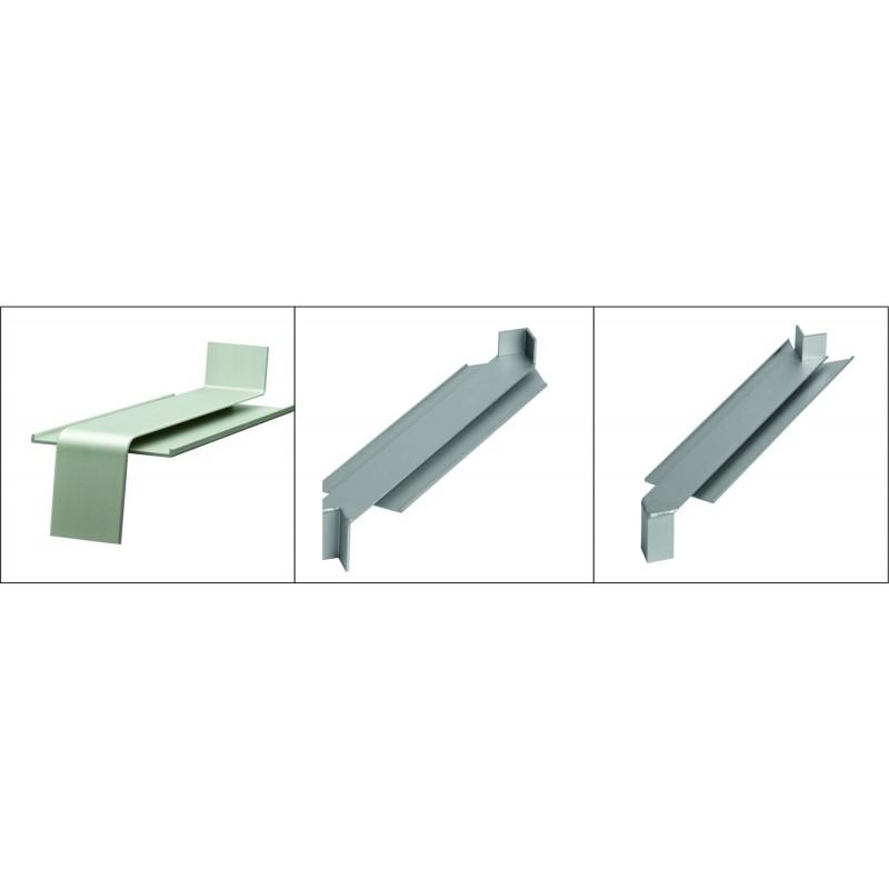 Aluminium Splice Profiles