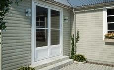 PVC Door Thermopanels 1