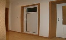 PVC Door Thermopanels 3