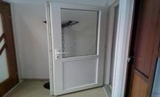 PVC Door Thermopanels 4
